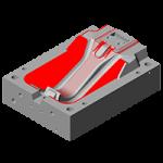 Fresatura 3D Esprit CAM